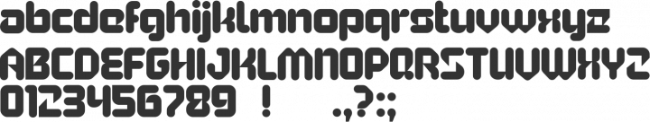 File Font Specimen