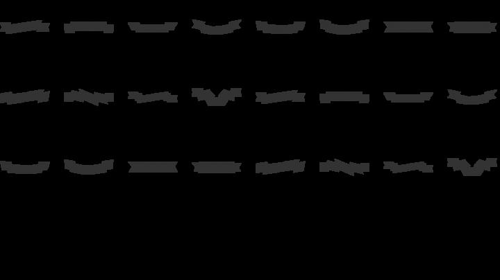 Adhesive Nr. Seven Dingbat Font Specimen