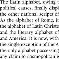 Gandhi Serif 12pt paragraph