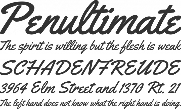 yellowtail font free by astigmatic font squirrel