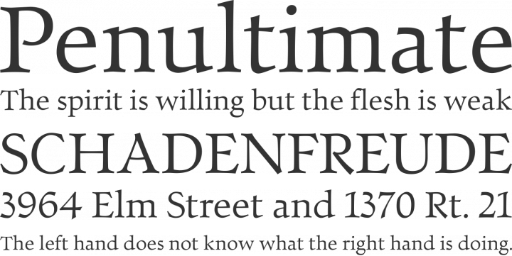 Walleye Font Phrases