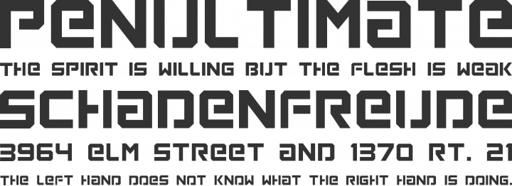 Loaded Font Phrases