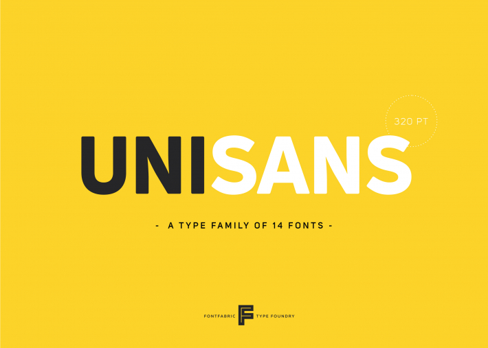 Uni Sans Book