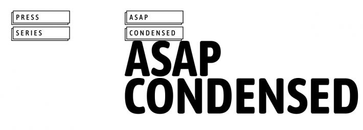 Asap Condensed Font Free by Omnibus Type » Font Squirrel